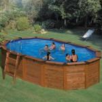 Bazén Nature Wood NPOV612