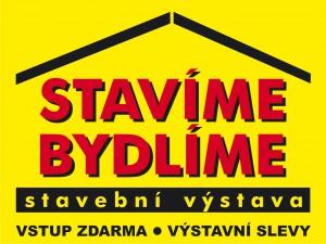 Logo výstavy Stavíme, bydlíme